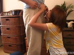 Kinky Japanese Teen Hot Babe With Small Tits Gets Screwed Hardcore