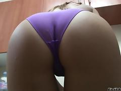All, Asshole, Blowjob, Brunette, Couple, Curvy