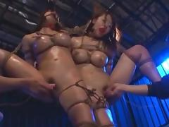 Double Roped Sex