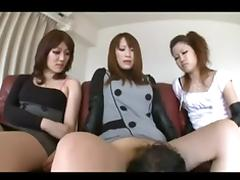 Japan Sofa Pussylicking