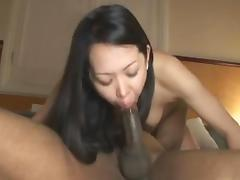 Japanese girl black fuck
