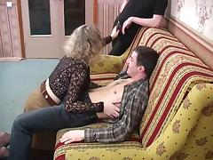 Mom, BBW, Mature, Mom, Russian, Mother