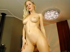 Amateur Masturbation blond