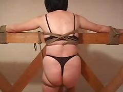 Male dom, bondage, spanking