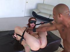 Bound, Anal, Assfucking, Babe, BDSM, Bondage
