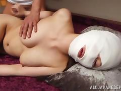 Eri Hosaka naughty Asian babe is a freak for sex