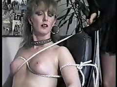 linda och yvonne fastbunden swedish retro 90's