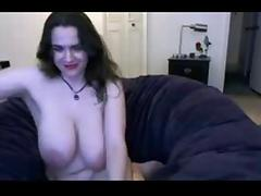 cute woman with big breasts webcam