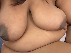 2 Latin Girls Milk Tits