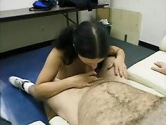HAIRY STR8 DICK WORSHIP - SLURP SPIT CUM