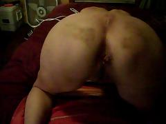 Wife anal creampie 2