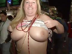 Exhibitionists, Amateur, Babe, Big Tits, Boobs, Chubby